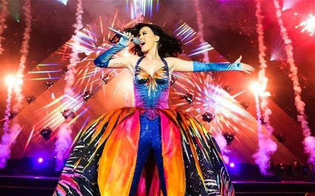Katy Perry The SSE Hydro, Glasgow, review: 'smart and inventive'