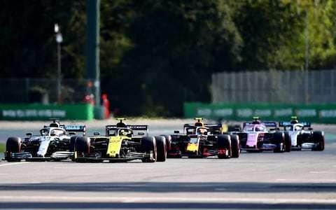 F1's silliest moment: How shambolic Italian Grand Prix qualifying climax unfolded