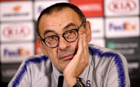 Maurizio Sarri tells Chelsea owner Roman Abramovich: Sack me now if you are not happy with my season's work
