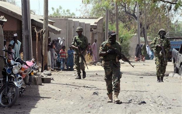 Attack at Nigerian market leaves 15 dead