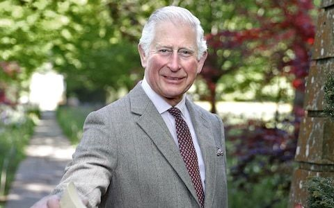 Prince Charles pays tribute to British Jews whose lives have 'often been shadowed by persecution'