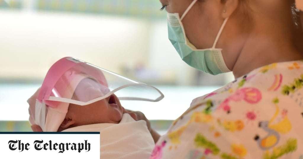 Call for all maternity staff to get regular coronavirus tests