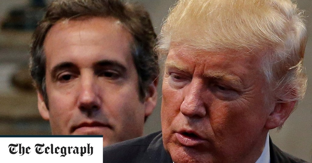 Donald Trump's ex-attorney Michael Cohen teases explosive revelations in new tell-all book