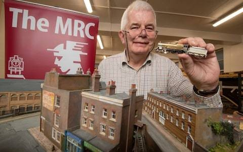 Like Sir Rod Stewart I have devoted years of my life to model railways