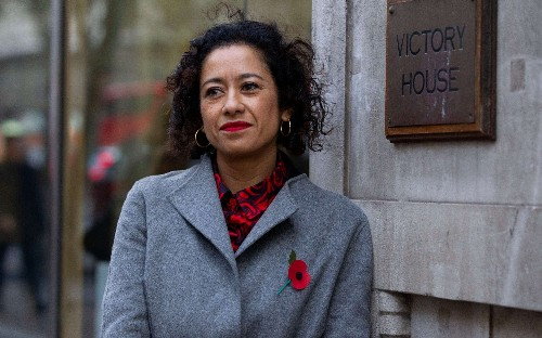 Samira Ahmed and BBC reach equal pay settlement