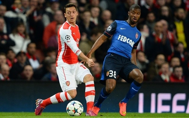 Mesut Ozil is the high quality oil in Arsenal's slick machine but he is not delivering in the Champions League