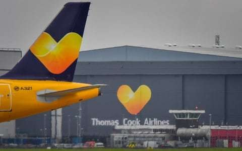 The airline bosses who will welcome Cook's fall