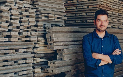 Meet the entrepreneur solving pollution and homelessness at the same time