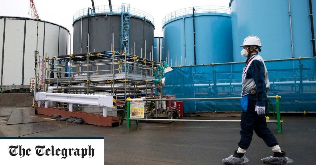 Fishermen express fury as Fukushima plant set to release radioactive material into ocean
