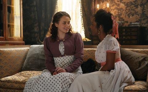 Jane Austen drama Sanditon set to unleash a lot of pride...and prejudice