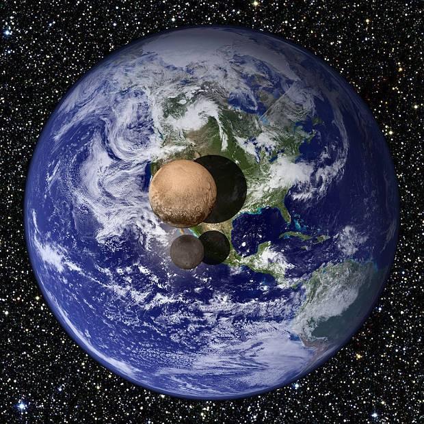 Pluto? I still call it a planet, says head of Nasa