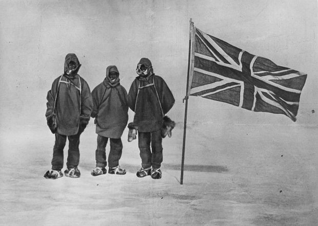 Sir Ernest Shackleton 'suffered from a hole in the heart'