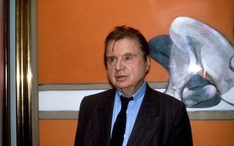 Francis Bacon was so angry that his 1988 triptych was sold without his permission that he cancelled the sale, friend reveals