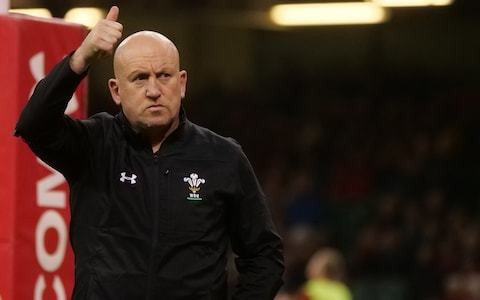 Shaun Edwards draws comparison between current Wales team and England's 2003 Rugby World Cup champions