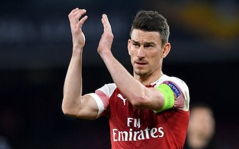 Arsenal's resurgent Laurent Koscielny provides emphatic answer about his state of body and mind
