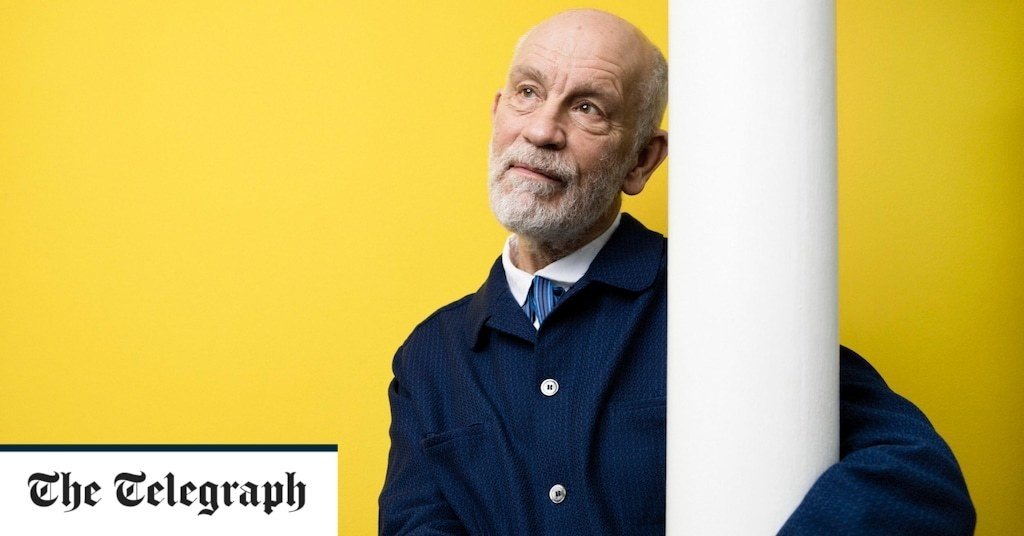 John Malkovich on his West End Weinstein comedy: 'Upsetting people is the point of theatre'