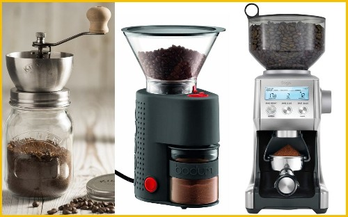 The best coffee grinders – and why you should always buy a burr over a blade