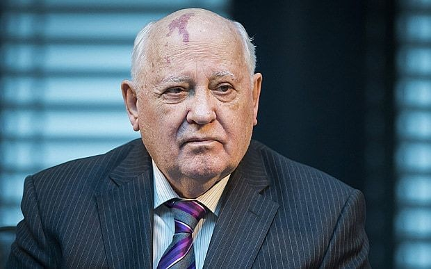 Crisis in Ukraine could trigger nuclear war, warns Gorbachev