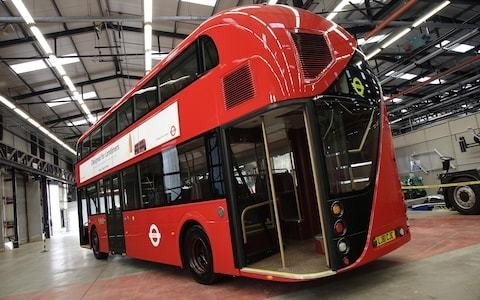 Future of 'Boris bus' maker Wrightbus in the balance as frontrunners flee