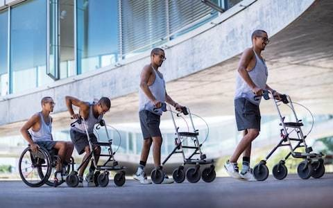 Paralysed walk again after electrical stimulation regrows damaged nerves