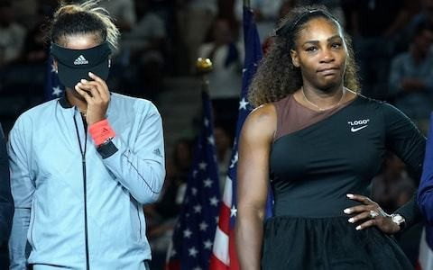 Serena Williams returns to the scene of her most memorable triumphs... and greatest controversy