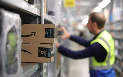 Amazon shares too expensive? Use this trick to buy tech stocks at a 9.5pc discount