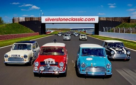 Silverstone Classic: the historic race meeting with something for everyone