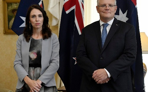 Stop deporting your people and problems, New Zealand Prime Minister tells Australia