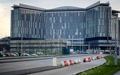 Police investigate death of three-year-old boy at Scottish 'super-hospital'