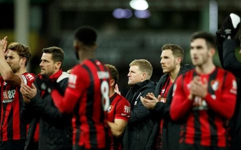 Are Eddie Howe's methods at Bournemouth becoming stale - or is it just a blip?