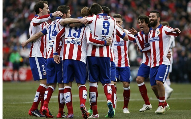 Real Madrid have nothing to celebrate after Atletico thrashing