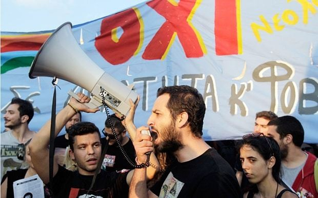 Greek crisis: 'We rely on imports. Soon even the most basic goods won't be available'