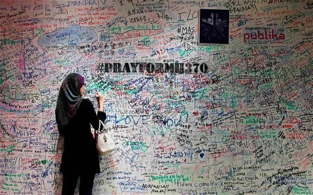 Flight MH370: insurers make first pay out on missing Malaysia Airlines plane