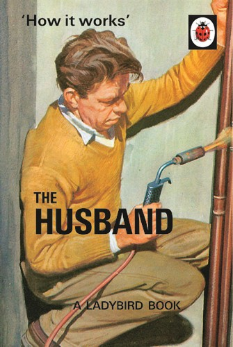 Hipster guide to being a husband tops Christmas book charts