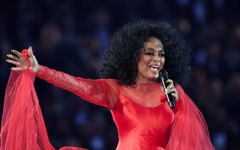 Diana Ross to headline the Glastonbury Legends stage in 2020