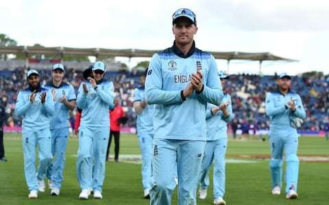 Jason Roy shows his strength with century against Bangladesh