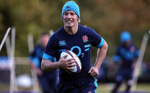 England v Argentina: Billy Twelvetrees – I was rubbish against Australia – even my brother told me so