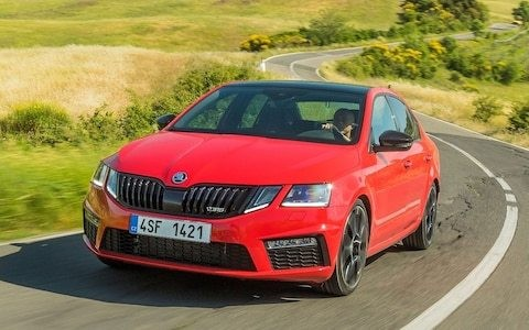 Skoda Octavia vRS Challenge review: special edition that's more than worth its stripes
