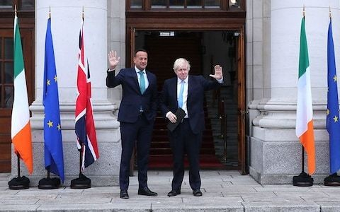 Why it would be political suicide for Irish PM Leo Varadkar to back down on the backstop