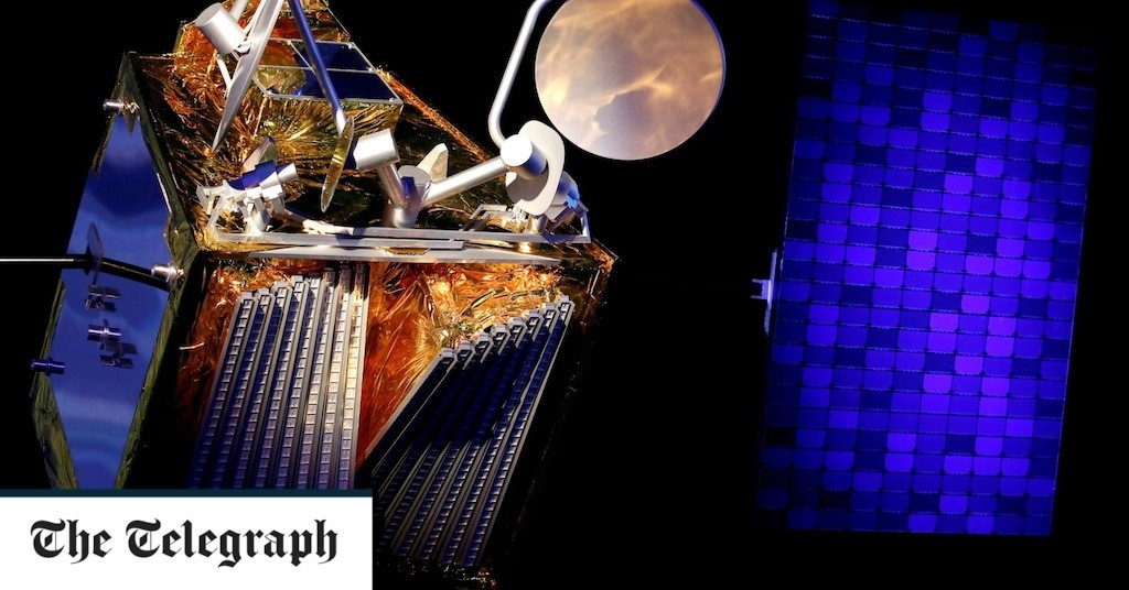 Why is the UK bidding for OneWeb's satellites?