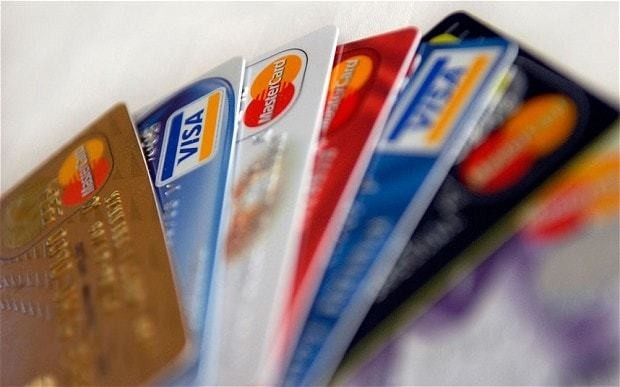 Man who created own credit card sues bank for not sticking to terms