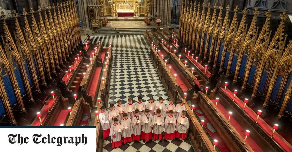 Letters: Let the choirs sing or the whole tradition will crumble