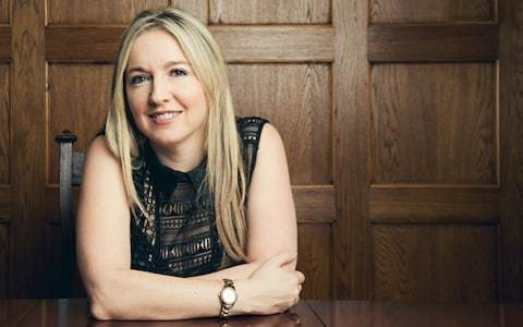 Victoria Coren Mitchell on TV: 'I like watching the way I always have. Drunk in a tracksuit with crisps down my front'