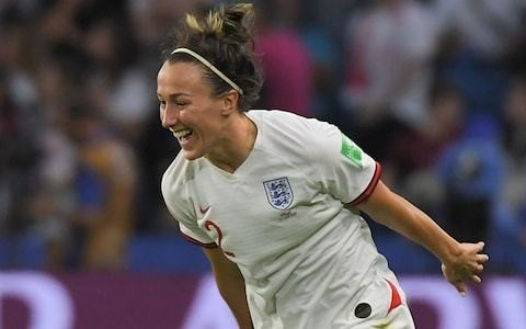 The making of Lucy Bronze - the best women's footballer in the world