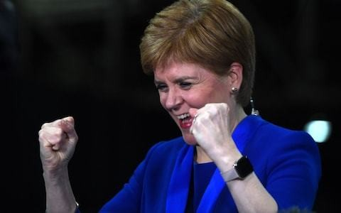 The election was a triumph for the SNP, but let's not label it an independence upsurge yet
