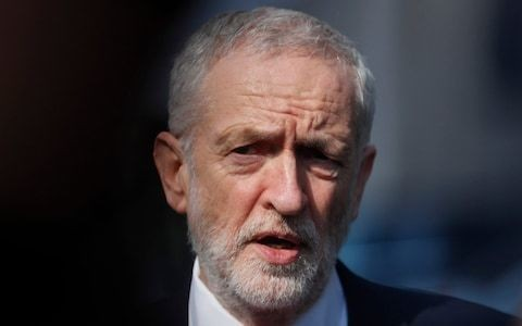 Jeremy Corbyn accused of bowing to union pressure as Labour delays shifting Brexit position to Remain