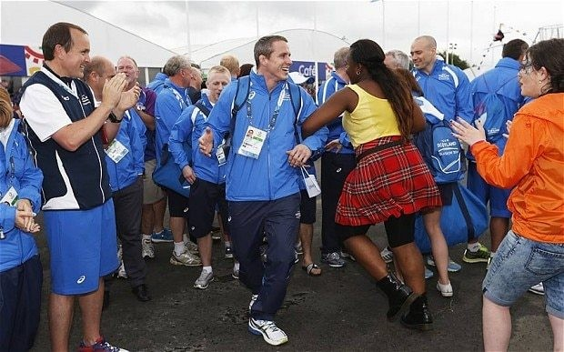Commonwealth Games: English athletes briefed on what to do if booed by Scots