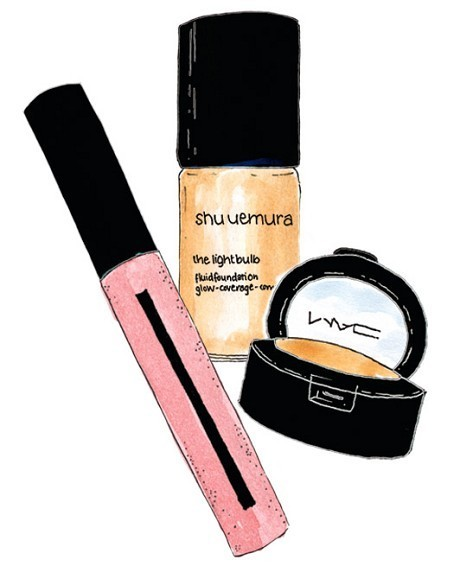 Beauty how to: flawless concealing
