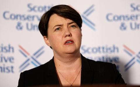 Ruth Davidson resigns with plea to Boris Johnson to fight for Brexit deal and no-deal opponents to back it