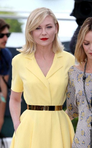 Kirsten Dunst's stylists on the retro inspiration behind her Cannes couture wardrobe